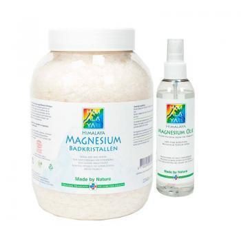 Himalaya magnesium combi pakket 2,5 kg