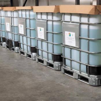 Magnesium 800-liter-cubi-container