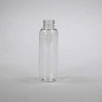 pet fles glas helder 100ml
