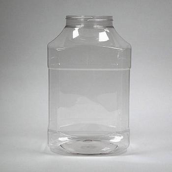 pet pot octagonal 5000ml