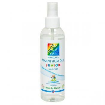 Himalaya magnesium olie JUNIOR Spray 200 ml